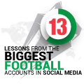 13 Lessons From The Biggest Football Accounts In Social Media