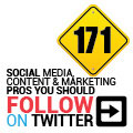 171 Social Media, Content And Marketing Pros You Should Follow On Twitter