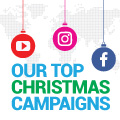 Our Top Social Campaigns This Christmas!