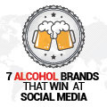 7 Alcohol Brands That Win At Social Media