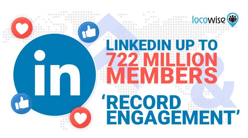 722 million members