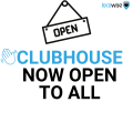 Clubhouse is now open to all