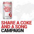 "What Can Brands Learn From ""Share a Coke and a Song"" Campaign?"