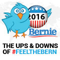 The Ups and Downs of #FeelTheBern: A Hashtag Analysis