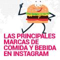 Desde Coca-Cola a Burger King: Las Principales Marcas de Comida y Bebida en Instagram