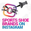 Which Sports Shoe Brands Are Crushing It On Instagram?