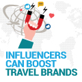 How Influencers Are Switching Up The Travel Industry