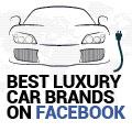 Top 5 Best Luxury Car Brands On Facebook