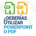¿Deberías Utilizar Powerpoint o PDF Para Tus Informes en las Redes Sociales?