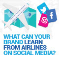 What Can Your Brand Learn From Airlines On Social Media?
