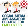 How To Create A Social Media Ambassador Project For Your Employees