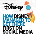 How Disney Managed To Get There First On Social Media (Again)