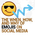 The When, How, And Why Of Emojis on Social Media