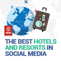 The Best Hotels And Resorts In Social Media