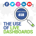 The Use Of Live Dashboards For Multiple Social Media Accounts
