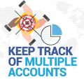 How To Keep Track Of Multiple Social Media Accounts For Clients