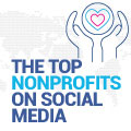 The Top Nonprofits On Social Media