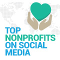 Top Nonprofits on Social Media