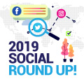 2019 Round Up! Social Best And Worst Last Year
