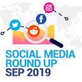 Social Media Sept 2019