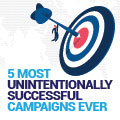 5 Most Unintentionally Successful Social Media Marketing Campaigns Ever
