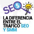 La diferencia entre el tráfico SEO y SMM: lo que todo negocio debería saber