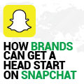 How Brands Can Get A Head Start On Snapchat
