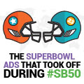 The Super Bowl Ads That Took Off On Twitter During #SB50