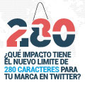 ¿Qué Impacto Tiene el Nuevo Límite de 280 Caracteres para tu Marca en Twitter?