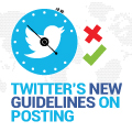 The Agency Guide To Twitter's New Guidelines On Posting And Scheduling