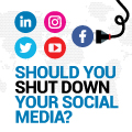 Should You Shut Down Your Brand's Social Media Presence?