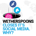 What We've Learnt From Wetherspoons' Exit From Social Media