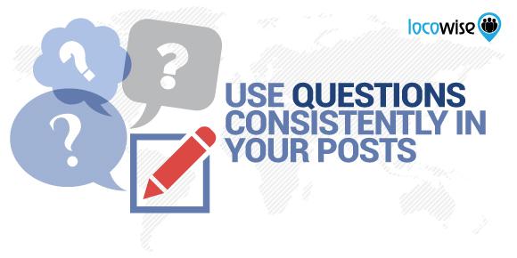 Facebook ask questions