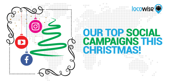 Our Top Social Campaigns This Christmas