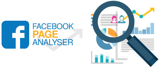 Facebook page analyser
