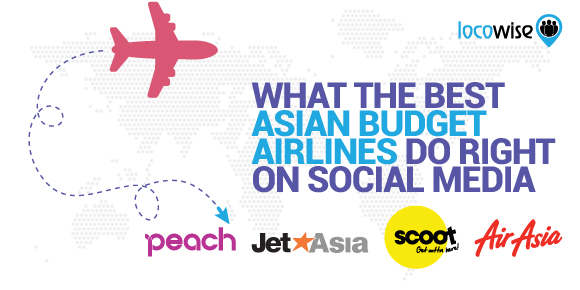 What The Best Asian Budget Airlines Do Right On Social Media