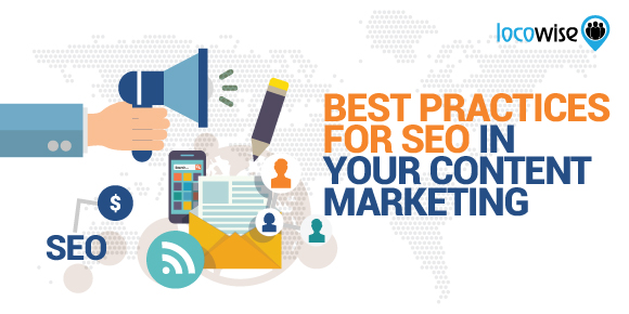 Best Practices For SEO In Your Content Marketing
