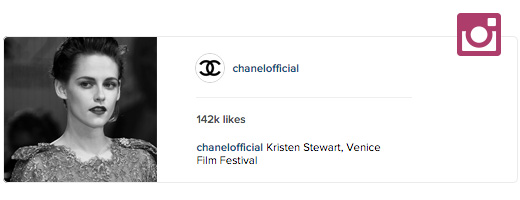 chanel instagram