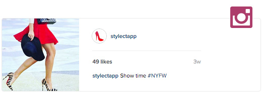 stylect instagram