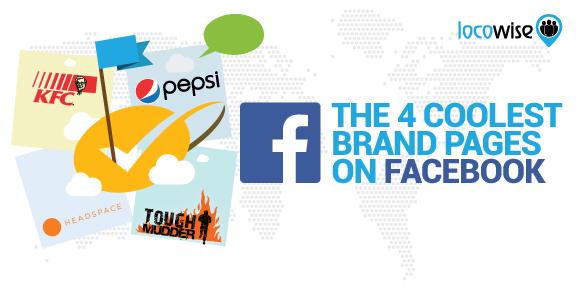 The Four Coolest Brand Pages On Facebook