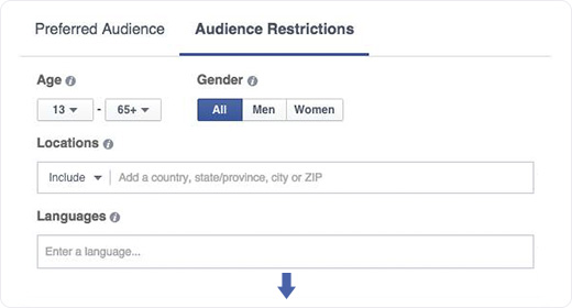 Optimise Facebook Targeting
