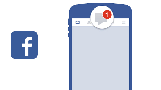 facebook private comments