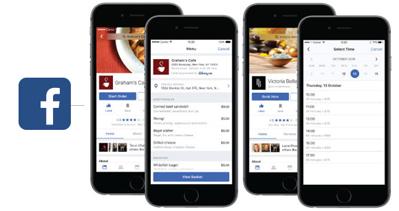Facebook CTA updates