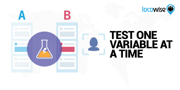 Facebook split testing variables