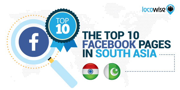 The Top 10 Facebook Pages In South Asia