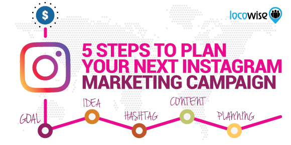 5 Steps To Plan Your Next Instagram Marketing Campaign
