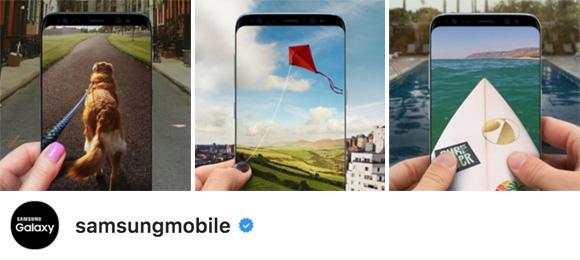 Samsung Instagram