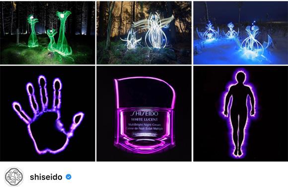 Shiseido Instagram