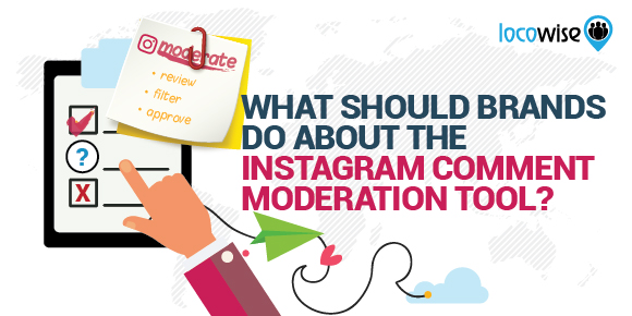 Instagram comment moderation
