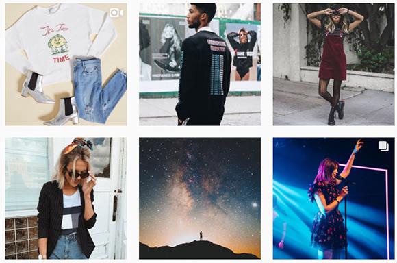 Instagram Forever21
